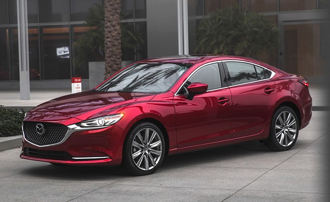 2018 Mazda6 Pricing Announced Ahead of April Sale Date ...