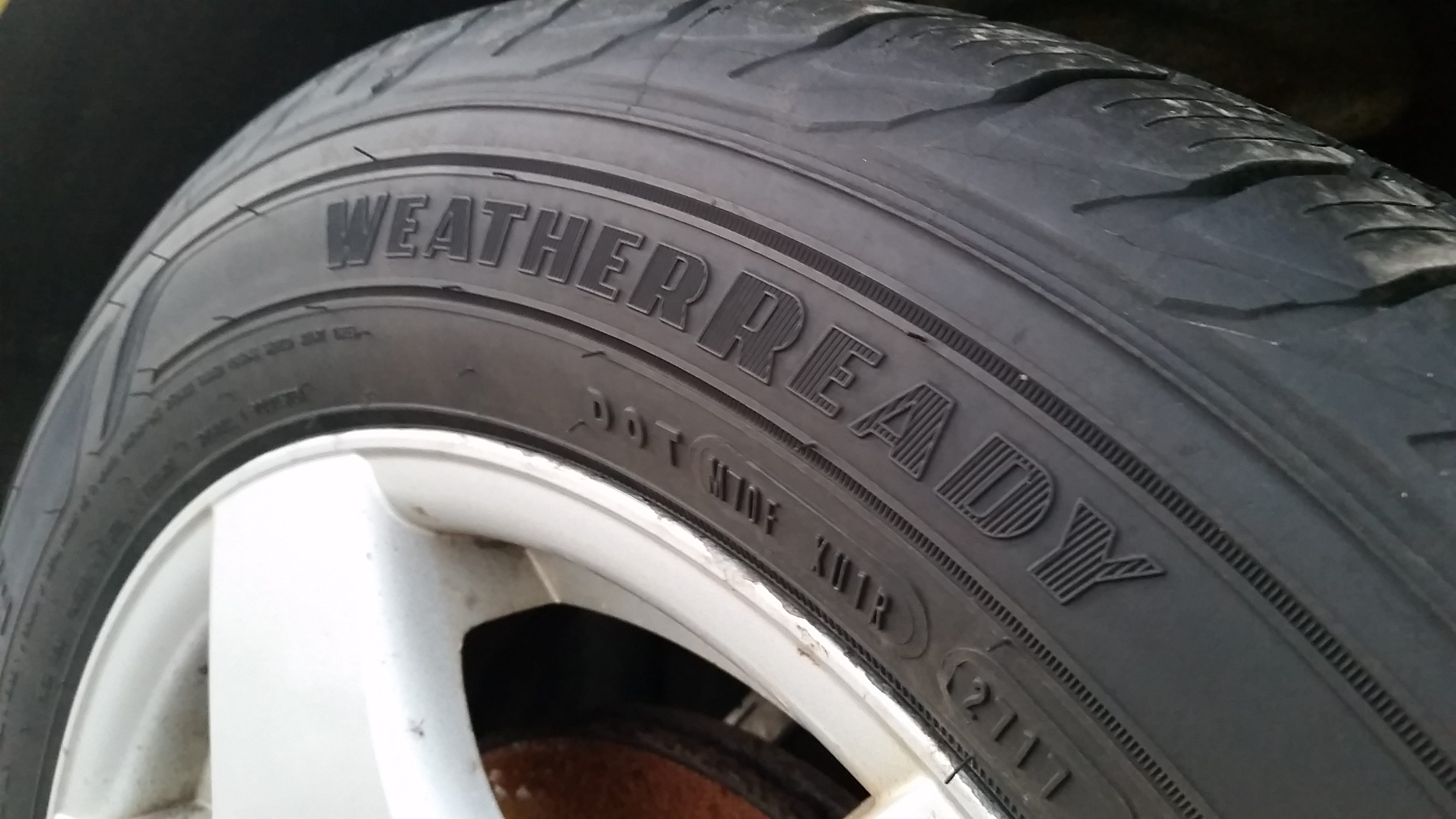 BMW X7 2018 >> Goodyear Assurance WeatherReady Tire Review » AutoGuide ...