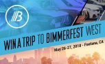 Win a Trip for 2 to Bimmerfest 2018 California