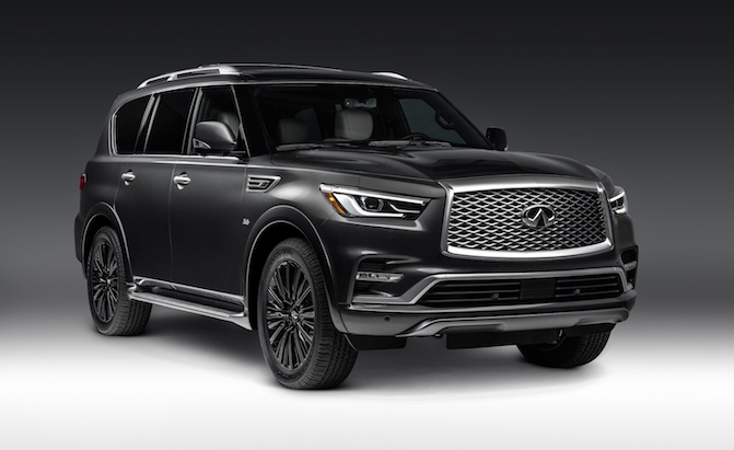 2019 Infiniti QX60 and QX80 Get Extra Luxurious Limited ...