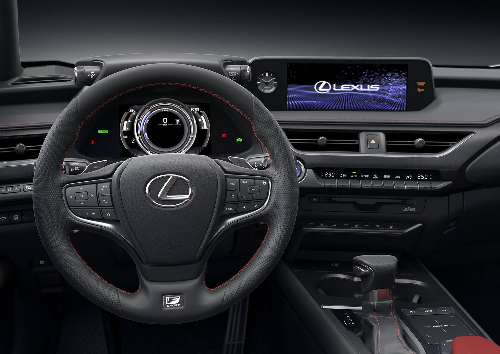 Tiny Funky 2019 Lexus Ux Crossover Debuts 5 Things You Need To Know 187 Autoguide Com News