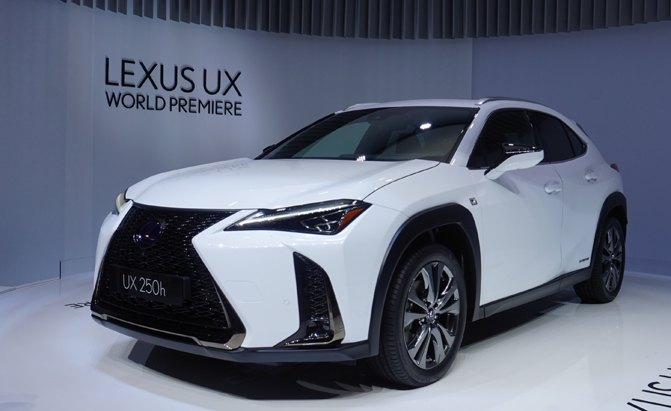 New Lambo 2019 >> Tiny, Funky 2019 Lexus UX Crossover Debuts: 5 Things You Need to Know » AutoGuide.com News