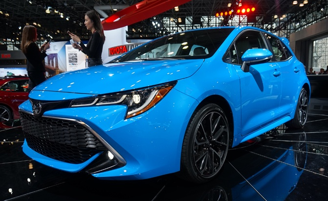 2019 Toyota Corolla Hatchback Lands With Brand New 2.0L ...