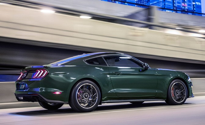 Used Mustang Parts >> Ford Opens the Order Book for the 2019 Mustang Bullitt » AutoGuide.com News