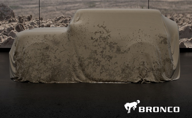 Confirmed: New Ford Bronco Will Arrive for 2020 » AutoGuide.com News