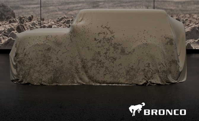 New Ford Bronco >> New Ford Bronco Details Emerge Shaping Up To Be A Real Wrangler