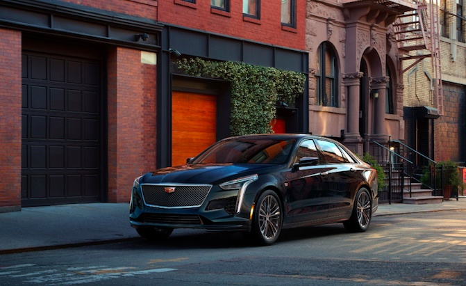 The Cadillac CT6 is Sticking Around, As Are Sedans and V Series