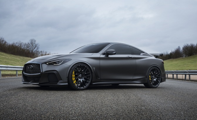 500 HP Infiniti Q60 Black S May Reach Production by 2020 ...