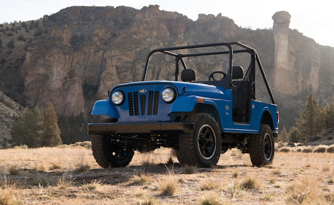 This is the Indian Knock Off Jeep You Never Knew You ...