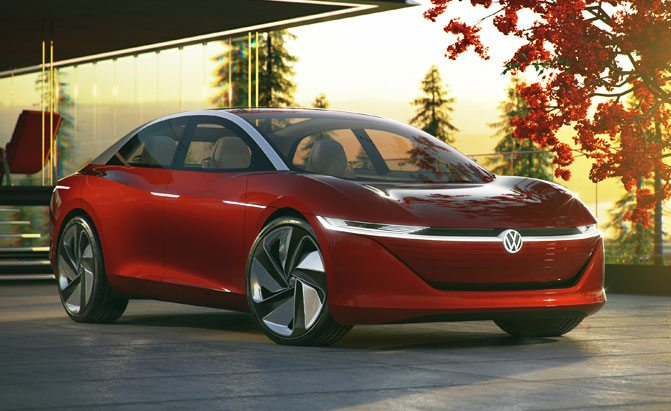 Production Names for VW's Electric Cars Possibly Unveiled in Trademark Filing