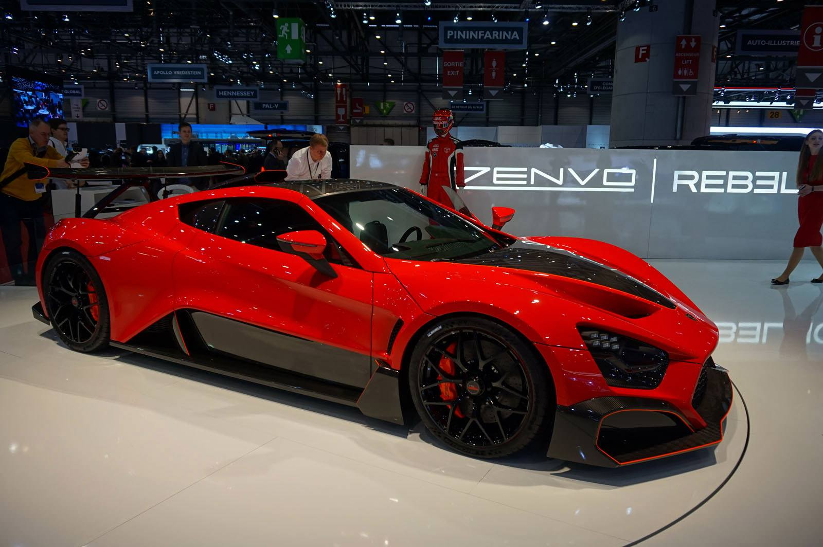 Capital One Car Payment >> Top 10 Most Desirable Cars from the 2018 Geneva Motor Show ...