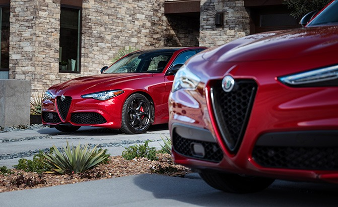 Alfa Romeo Considering More Crossovers and Alternative Powertrains