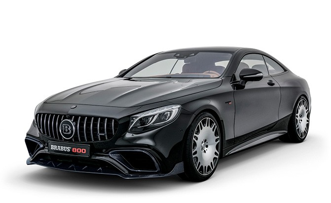 Mercedes S63 Amg Coupe >> Brabus Mercedes-AMG E63, S63 Models Get 800 HP » AutoGuide ...