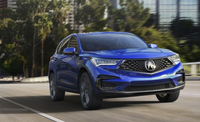 3 Wow Features Of The New 2019 Acura Rdx Autoguide Com News