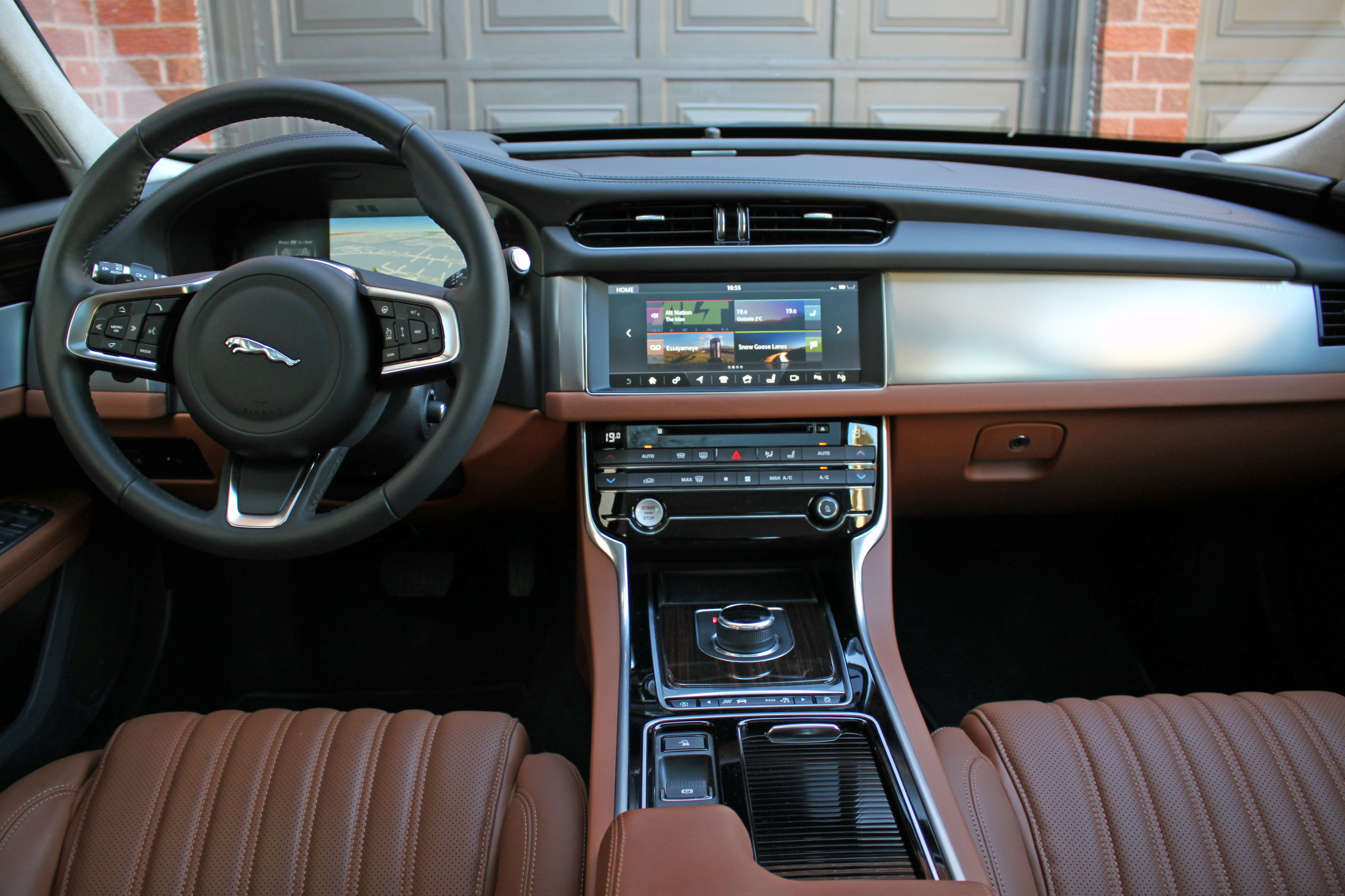 2018 jaguar xf  9 things you need to know