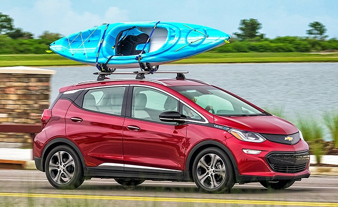 Chevrolet Bolt To Lose Its Full Tax Credit In April