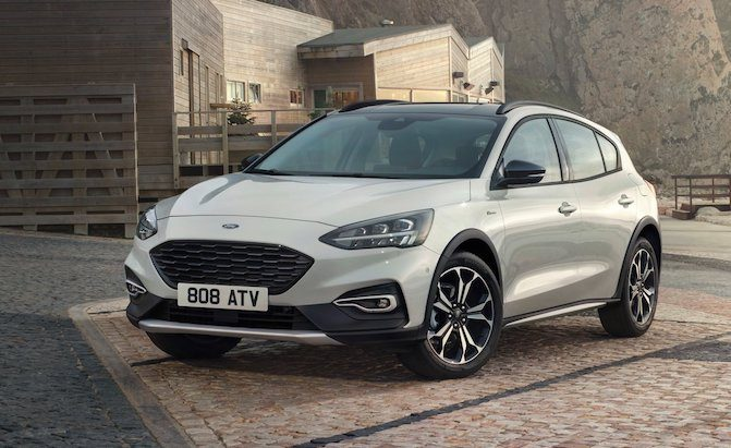 2019 Ford Focus Active Cancelled For The Us Autoguide Com News