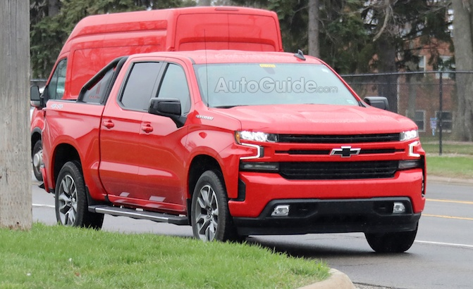 2019 Chevrolet Silverado Getting an RST Model » AutoGuide ...