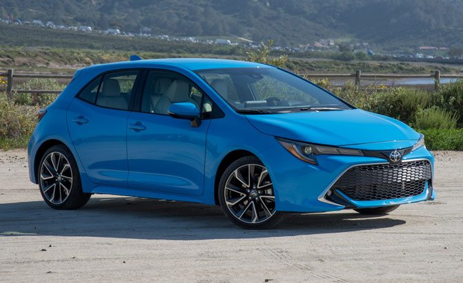 Nine Things to Know About the 2019 Toyota Corolla Hatchback
