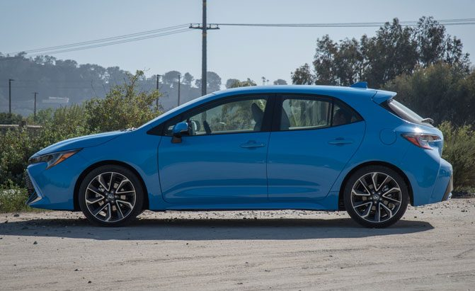 9 Things To Know About The 2019 Toyota Corolla Hatchback