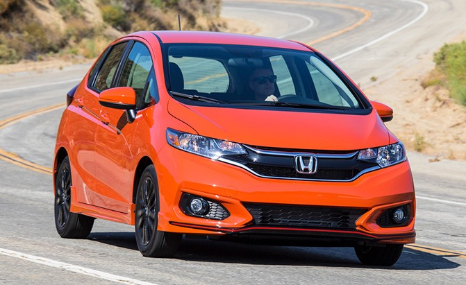 2019 Honda Fit Pricing Remains Unchanged 187 Autoguide Com News