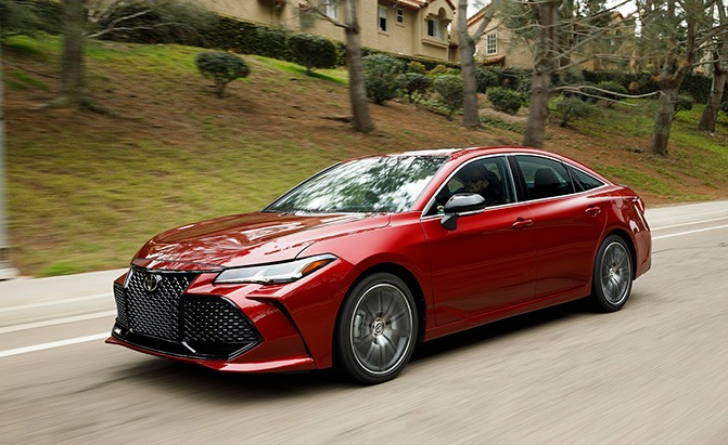 All-New 2019 Toyota Avalon is $2,000 More Expensive » AutoGuide.com News