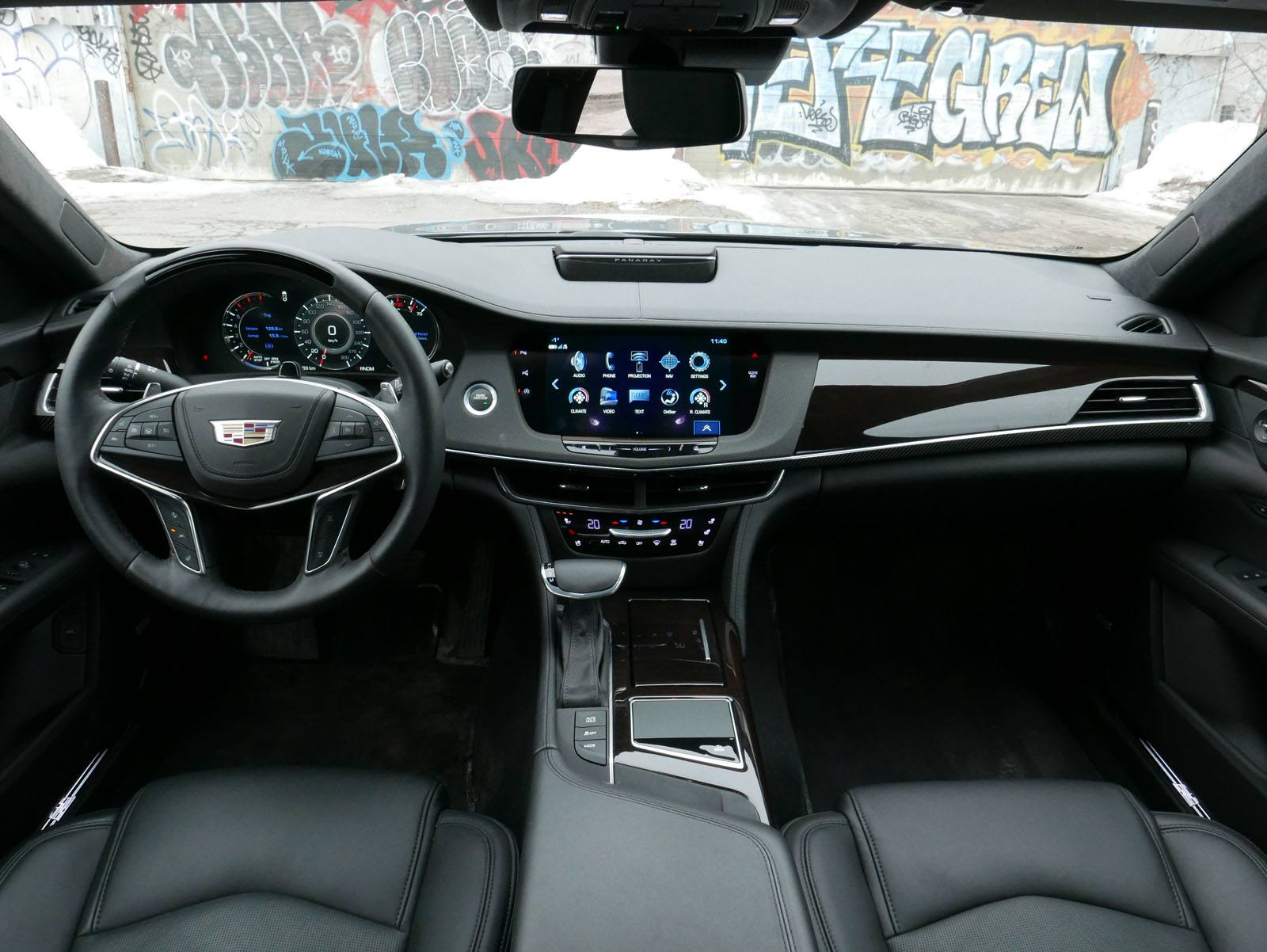 Cadillac Super Cruise CT6