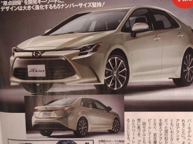Toyota Auris Next Generation 2018 >> 2020 Toyota Corolla Takes to the Streets of Los Angeles » AutoGuide.com News