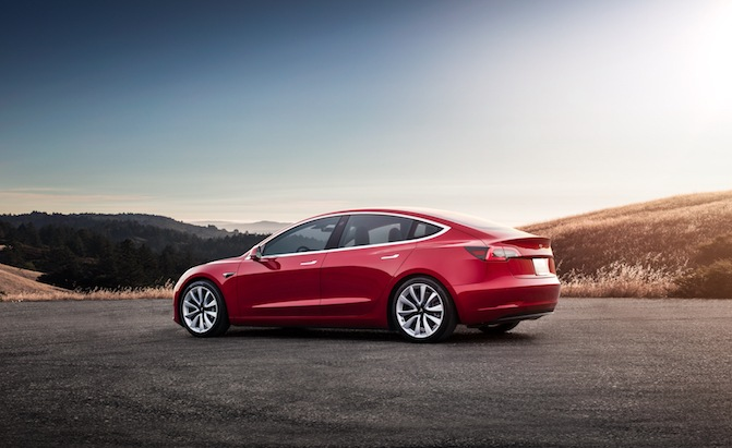 Tesla Coming Out With New Car