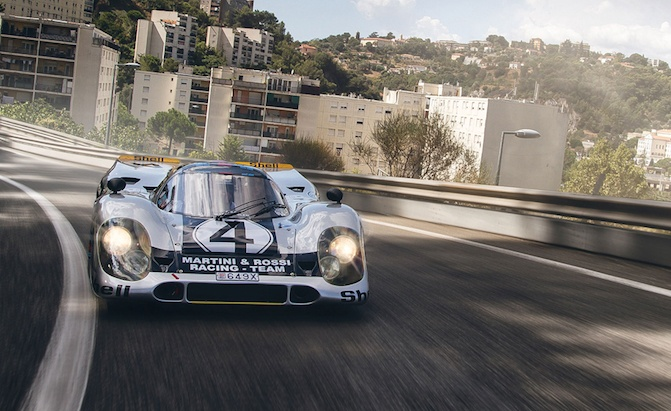 Car Auto Insurance Companies >> There's a Street Legal Porsche 917K Prowling the Streets of Monaco » AutoGuide.com News