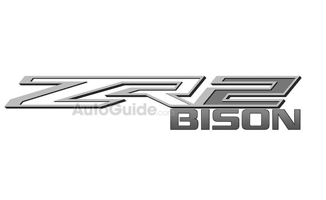 It Looks Like A Chevrolet Colorado Zr2 Bison Is Coming