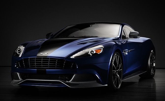 James Bond Is Selling His Personal Aston Martin