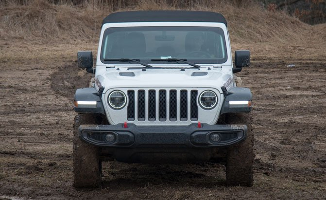Nine Things to Know About the 2018 Jeep Wrangler – The Short List
