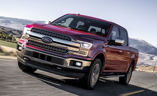 Pickup Trucks Always Hold Their Value Well And The Ford F Series Is No Exception Average Will Retain 57 5 Of Its Re After 36 Months