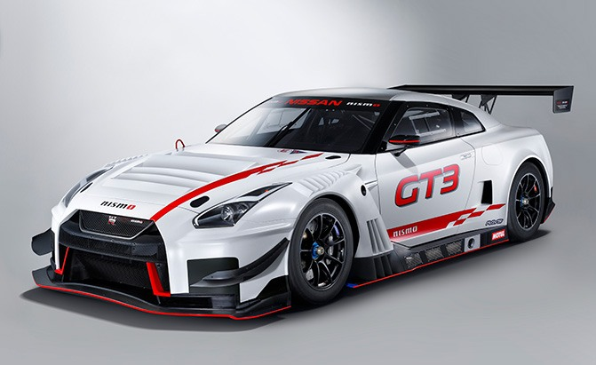2018 Nissan GT-R NISMO GT3 Race Car Costs Half a Million ...