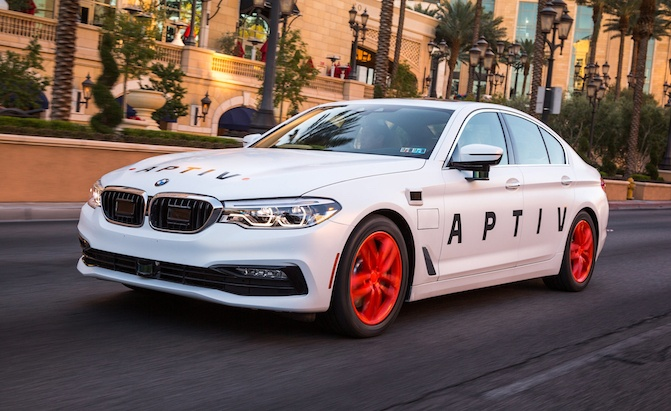 BMW Las Vegas >> Going To Las Vegas Hitch A Ride In A Self Driving Bmw With Lyft