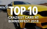 Video: Top 10 Craziest Cars of Bimmerfest 2018