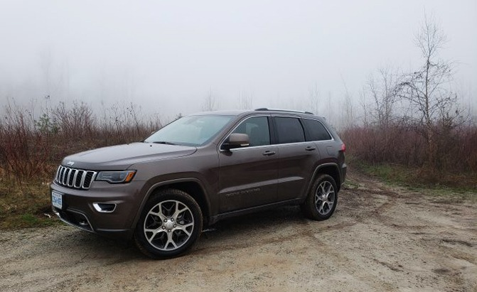 2018 Jeep Grand Cherokee Review