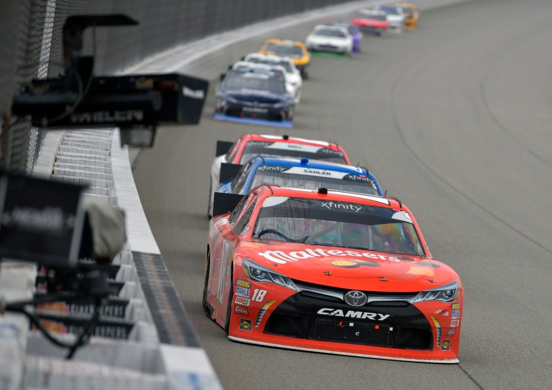 Why Is Toyota in NASCAR? To Remind People How American It Is