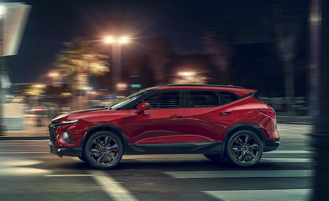2019 Chevrolet Blazer: an Iconic Nameplate Returns ...