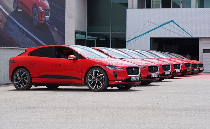 jaguar i-pace vs tesla model x: which ev is right for you