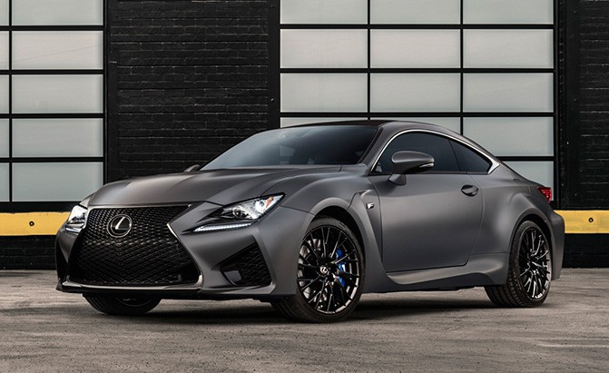 Pricing Announced For Lexus F 10th Anniversary Special