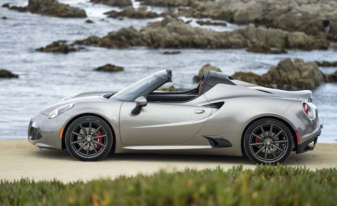 The Alfa Romeo 4c Lives On For 2019