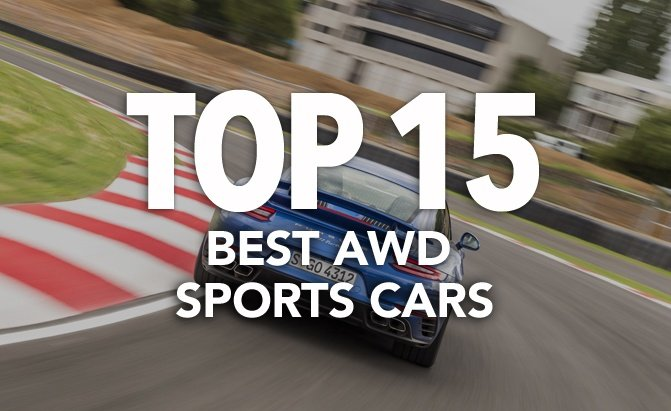 Top 15 Best Awd Sports Cars Autoguide Com News