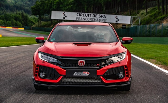 Next Honda Civic Type R Might Be A Hybrid