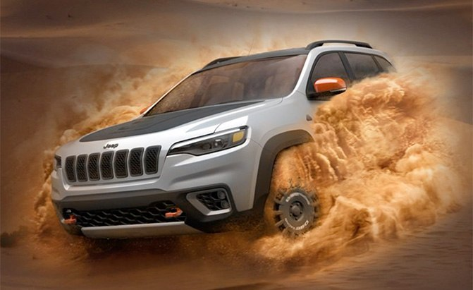 Jeep Committed to High-Performance, Sand-Running Models