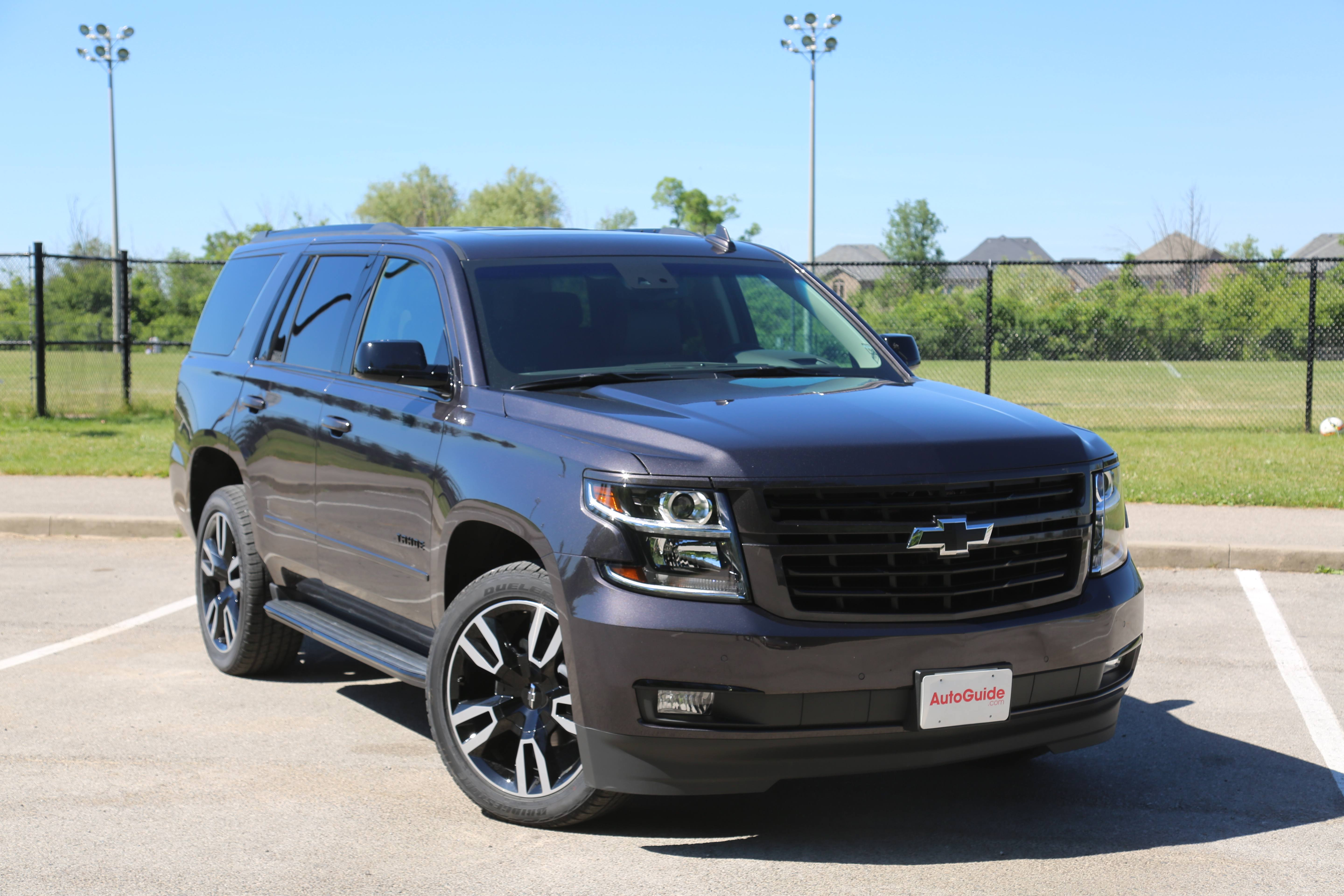 2018 Chevrolet Tahoe RST Review: The Only Trim That Really ...