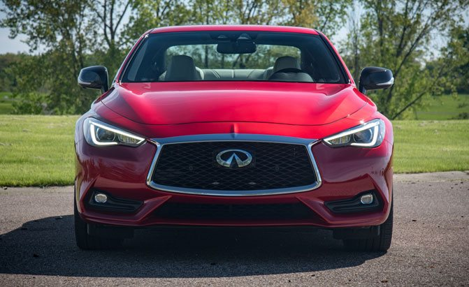2018 Infiniti Q60 Red Sport 400 AWD Review
