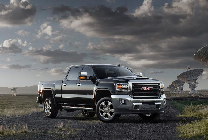 2019 gmc sierra hd