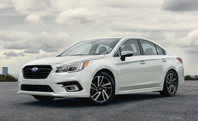 2019 Subaru Legacy, Outback Pricing Announced » AutoGuide ...